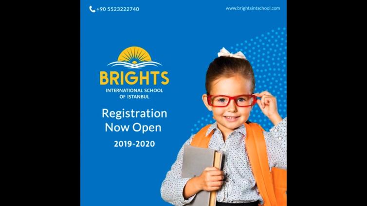 Admission is open Brights International School